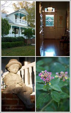 T'Frere's Cajun Bed and Breakfast in Lafayette, Louisiana  www.rileymadel.blogspot.com