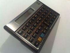 Hewlett Packard HP-15C Programmable Scientific Calculator- Vintage #HP