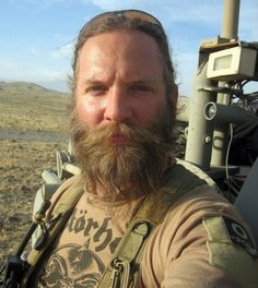 Jason Everman, US Army Special Forces and former Nirvana guitarist.
