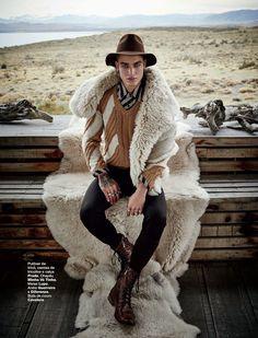 men+fashion : BANDOLEIRO Jonathan Bellini by Nicole Heiniger...
