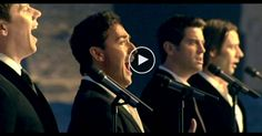 """Powerful. """"Amazing Grace"""" sung in the same place where Christians used to be killed.  The members of Il Divo, from left to right in this performance, are David Miller, tenor (U.S.A.); Carlos Marín, baritone (Spain); Sébastien Izambard, pop singer (France); and Urs Bühler, tenor (Switzerland). Here's a link to the Wikipedia article about Il Divo. #Rome #history #Christians"""
