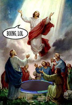 I'm sorry... I laughed so hard!