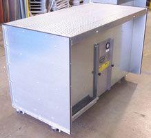 Downdraft Table & Downdraft Booths #Dualdraw