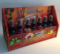 Dylusions storage - www.conniesplayroom.blogspot.com
