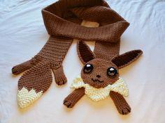 Eevee Scarf! So cute! :3