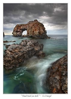 The Great Pollet Arch - Donegal - Ireland
