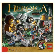 Heroica Castle Fortaan LEGOS Game