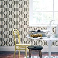 Winter - Mrs Peel - Shop by range - Wallpaper | Fired Earth