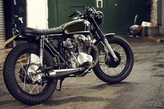 Honda CB350 by Untitled Motorcycles | Bike EXIF