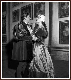 Maria Callas -1957 Anna Bolena con Gianni Raimondi