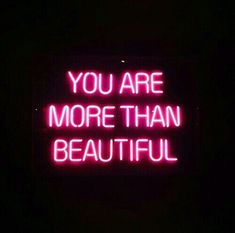 beautiful, pink, and quote image