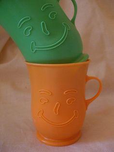 kool aid cups grandma had these.....wait maybe she still does.
