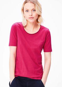 Tričko koupit | s.Oliver Shop, precious pink