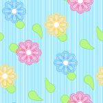 Cheerful Spring Background