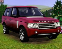 Mod The Sims - 2009 Land Rover Range Rover