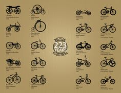 Info about the evolution of bicycles from the first it was invented to the days it was modified or upgraded.
