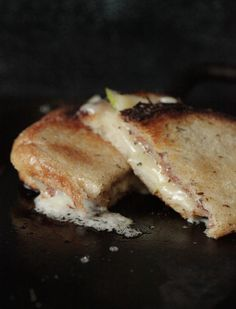 Small Measures: Autumn Grilled Cheese, 3 Ways via Design*Sponge  Died and gone to heaven.