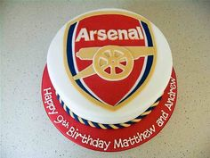 pictures of arsenal cake - Bing Images