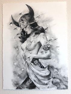 A Novembre Thinkspace Art Gallery ospita Matador, un'interessante personale di Brian M. Viveros ♥ In November Thinkspace Art Gallery hauses . Beautiful Dark Art, Steampunk Design, Alternative Art, Nose Art, Heart Art, Erotic Art, Female Art, In This World, Fantasy Art