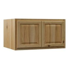 Hampton Bay 28.375x34.5x16.5 in. Lazy Susan Corner Base Cabinet in ...