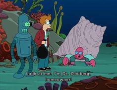 oh zoidberg