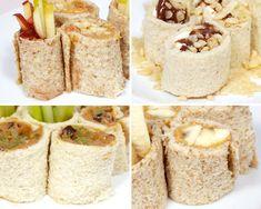 "Peanut Butter Sushi | 17 Kinds Of ""Sushi"" That Ain't FoolingAnyone"