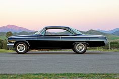 1962 Chevy Bel Air and 1963 ½ Ford Galaxie - Muscle Car Review - Hot Rod Network