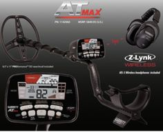Order the new with the Z-Lynk now at You get the best here at This has built in Z-Lynk technology, new Garrett Z-Lynk wireless headphones, larger display numbers, better depth, advanced ground balance resolution and even a back light! Cordless Headphones, Metal Detecting Tips, Garrett Metal Detectors, Gold Detector, Whites Metal Detectors, Gold Prospecting, 54 Kg, Silver Coins, Gold Jewelry
