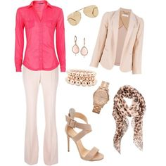 Office Fashion - love all but the heels! Couldn't stand in them all day...