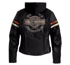 My Harley jacket