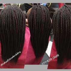 Good morning everyone Individuals Braids by us... 📞571-428-2608 DISCOUNTED PRICES APPLY TODAY MORNING AND AFTERNOON SPOTS AVALAIBLE WALK-INS ALWAYS WELCOME #Africanbraids #Longbraids #Individualsbraids #Versatilestyles #Bestafricanhairbraidinginnorthernvirginia #Bestbraiders #Hakaafricanbraiding #Manassasmall #Freewifi #Freewater