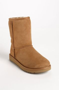 UGG® Australia 'Classic Short' Boot (Walker, Toddler, Little Kid & Big Kid) available at Nordstrom