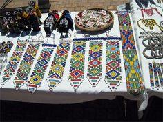 Ndebele beadwork