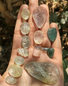 Carved natural stones including aquamarine Topaz and Tourmaline. Buy here and get 5% discount or go-to my eBay store. Wieght: 335ct Auction: $335 with free international shipping. GemsBazar  Look at this on eBay http://www.ebay.com/itm/222504325066