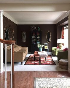Living Room Refresh Paint Colors