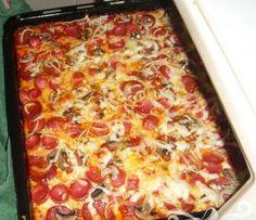 Домашняя пицца - нельзя не соблазниться - Перчинка хозяюшка