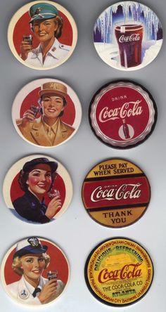 Coca Cola Poster, Coca Cola Ad, Always Coca Cola, World Of Coca Cola, Coca Cola Bottles, Vintage Coke, Vintage Signs, Coca Cola Christmas, Celine