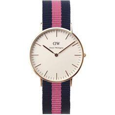 Daniel Wellington Watch - Classic Winchester - Ladies