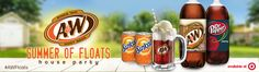 House Party > A&W® Summer of Floats House Party