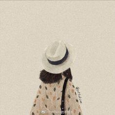 Book Wallpaper, Wallpaper Lockscreen, Wallpapers, Cap Girl, Beautiful Nail Designs, Digital Art Girl, Only Girl, Graphic Design Posters, Tumblr Girls