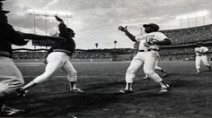 The High Five -- It's the gesture most associated with celebration in sports, but few know the story of the high five - from its origins to the professional and personal decline of the man credited with its creation, Glenn Burke.