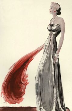 Women´s Fashion 1930s, 1939