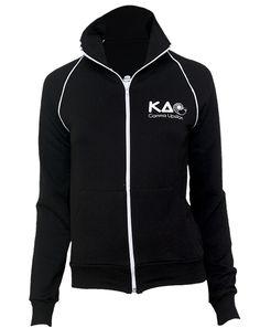Kappa Delta Crest Track Jacket