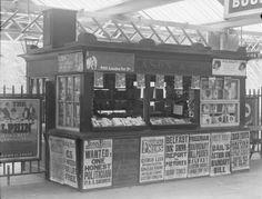 Westland row - Easons Kiosk 1920