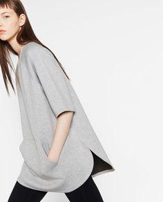 Image 3 de SWEAT À POCHES de Zara