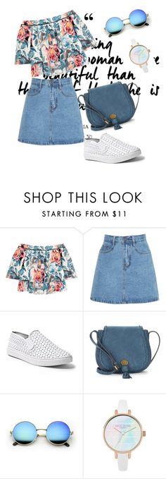 """Casual"" by megeller ❤ liked on Polyvore featuring Elizabeth and James, Steve Madden and Nanette Lepore"