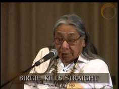 Cry of the Earth - Part 8 of 12 - Lakota Delegation..Lakota Wisdom Keepers Speak