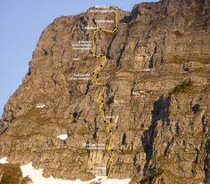 Klettersteig Gerlossteinwand - Sommerurlaub im Zillertal