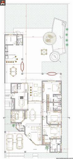 Casa - 3 Quartos - 187.62m² - Monte Sua Casa