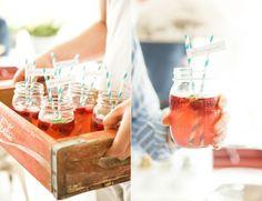 Lemon and Rhubarb Lemonade Recipe